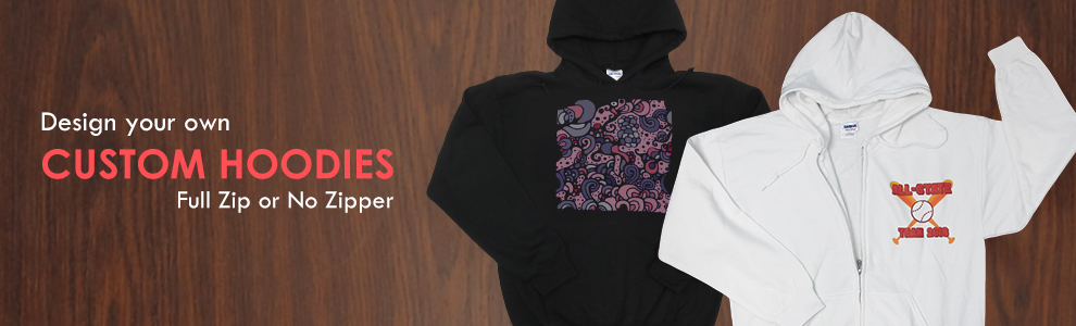 Personalized Hoodies with Your Photo