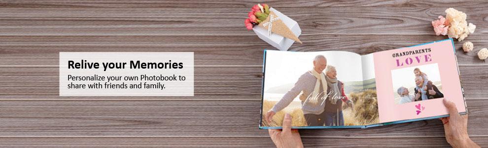 Personalized Photobooks