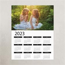 Landscape Photo 12X18 Poster Print Calendar