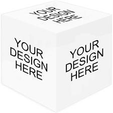 Print Your Design Photo Cube, 5 panels