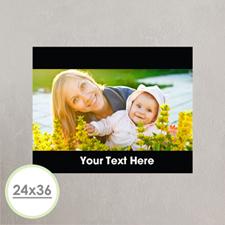 Extra Large Photo Poster Print Large 24