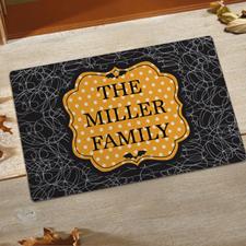 Create Your Own The Miller Family Door Mat