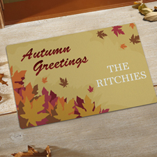 Create Your Own The Ritchies Door Mat