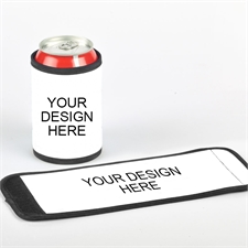 Your Design Here Premium Can And Bottle Wrap