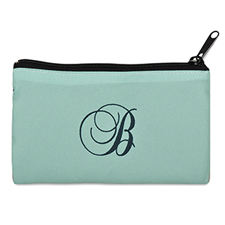 Personalized Initial Cosmetic Bag (4