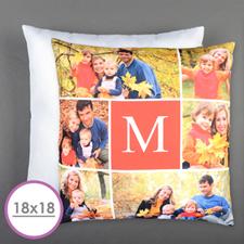 Personalized Photo Large Cushion 18