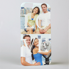Love Collage Photo Personalized iPhone 6 + Case