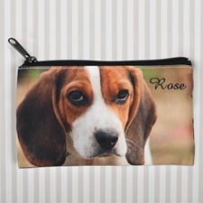 Pet Photo Personalized Cosmetic Bag