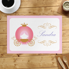 Princess Personalized Placemat
