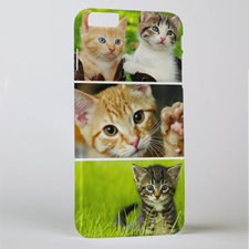 Three Collage Photo Personalized iPhone 6+ Case