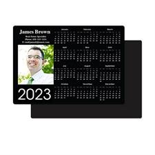 2020 Personalized Portrait Calendar Magnet 3.5