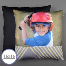 Lemon Print Personalized Pillow Cushion Cover 16