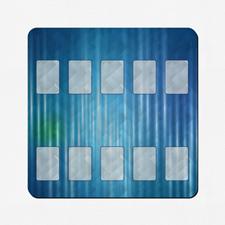 Custom Artwork 18X18 Game mat