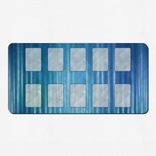 Custom Imprint Full Color Game mat 14X28