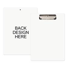 Custom Full Color Imprint Clipboard (Back Only)