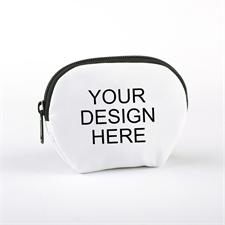 Custom Full Color Print Zipper Pouch 5X4 (1 Image)