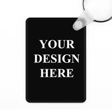 Custom Imprint Full Color Aluminum Keychain
