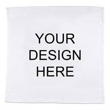 Custom Imprint Full Color Bandana Handkerchief, 14X14 Inch
