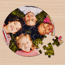 Photo Gallery Small Round Puzzles
