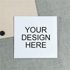 Custom Photo Tile Coaster