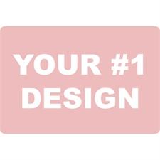 Custom Imprint Promotional Personalized Animated Invitation Card (4 X 6)