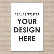 Photo Poster Print Single Image 12 X 18