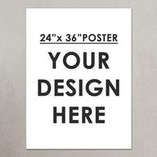 Extra Large Photo Poster Print Single Image Large 24