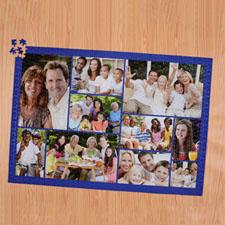 Navy Ten Collage 1000 Piece 19.75