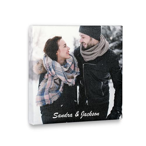 8 x 8 Custom Printed Photo Canvas Print